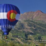 Colorado Balloon Ride Aspen
