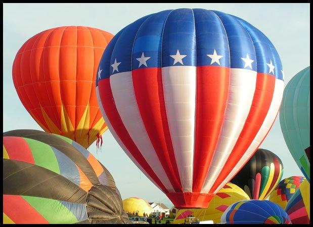 Hot Air Balloon Ride Testimonials