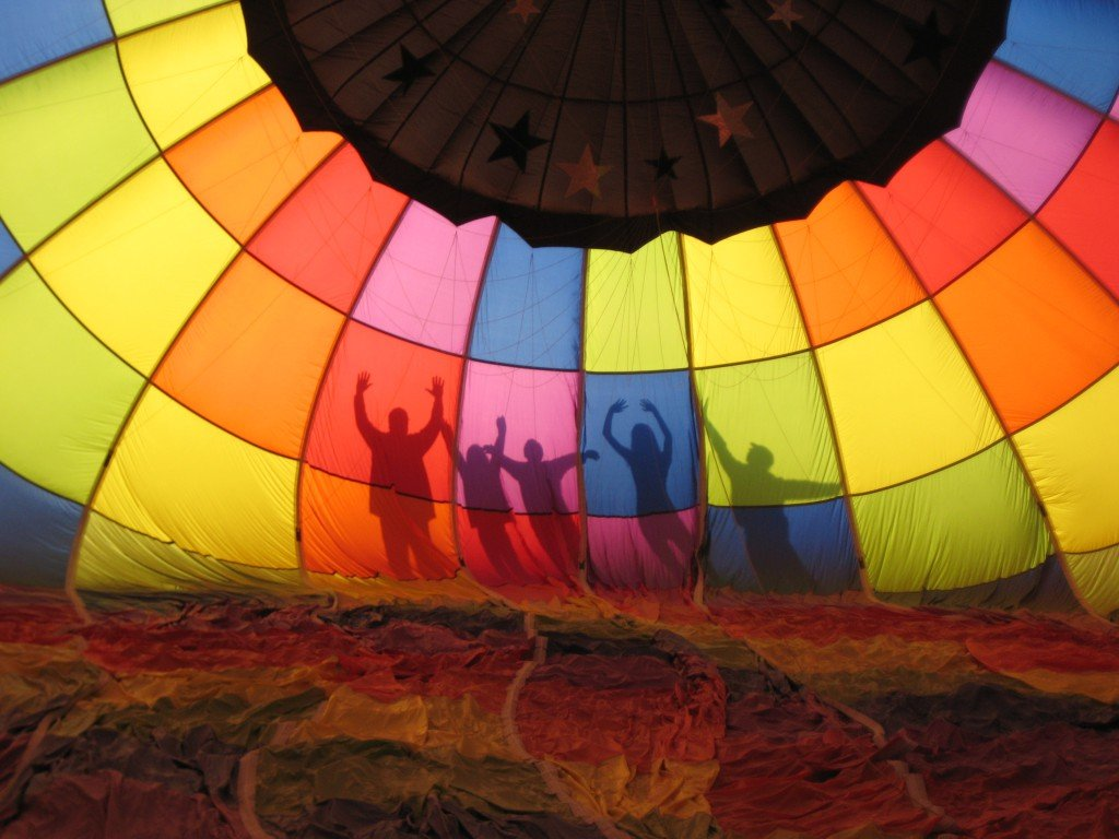 Hot Air Balloon Rides Colorado, Boulder Denver and Estes Park