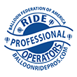 The Professional Balloon Ride Operator's Division of The Balloon Federation of America